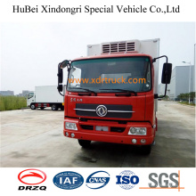 Dongfeng New Model Refrigerated Cold Room Van Truck