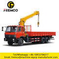 Material Handling 12 Ton Truck-Mounted Crane