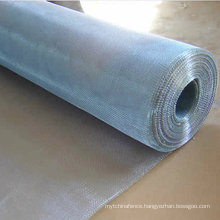Blue Shining Galvanzied Iron Wire Netting
