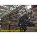Tuyau sans couture d'acier au carbone / tube ERW