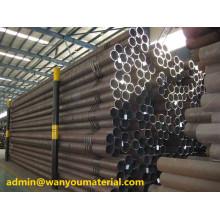 Tubo de aleación y acero al carbono Goodqualiy con bajo precio sin costuras