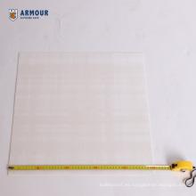 Excelente calidad 3 mm, 15 mm de espesor a prueba de agua 4 x 8 HDPE extruido hdpe / uhmwpe lámina de plástico