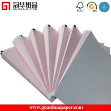 Papier thermique médical pour machine ECG 80mm * 20m