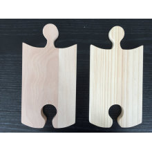 Rompecabezas de madera Party Party / Serving Board