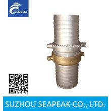 Aluminum Pinlug Hose Shank Coupling