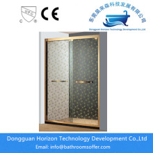 Bifold shower door steam shower units