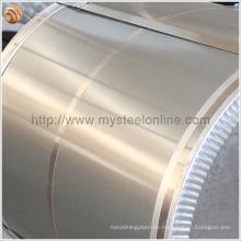 Núcleo de hierro laminado de silicio de grado M600 Usado CRNGO Acero de silicio laminado en frío no grano