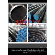 Grande fábrica sem emenda Fluid pipes