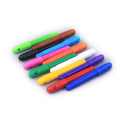 Geen puinhoop Twistable Marker Sticks Face Paint Crayons