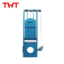 Manual operation square sluice gate Valve/Flashboard valve