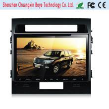 Dispositivo de coche Android para MP5 / GPS / Bt / iPod / iPhone 5s para Toyota Landcruiser