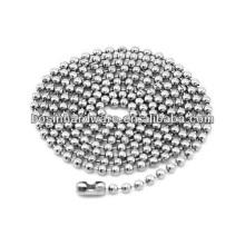 Цепь шарика нержавеющей стали металла высокого качества способа