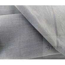 Pure Color Comfortable Cotton Polyester Fabric