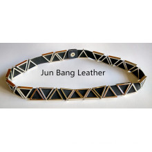Fashion Elastic & Metal Belt in High Quality