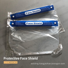 Clear Face Shield Full Face Cover Lightweight