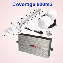 Repetidor del aumentador de presión de la señal del teléfono celular de 27dBm Dcs1800MHz