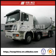Camion de mélangeur de béton, mélangeur de camion (HZZ5310GJBSD) vendent bien partout dans le monde