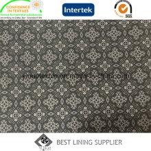 100% Polyester Men′s Print Lining Fabric