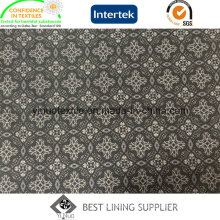 100% Polyester Men′s Print Lining Fabric