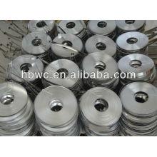 toma de corriente del cable eléctrico-banda de acero inoxidable 201 304