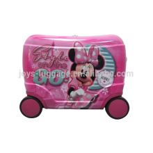 JK-161108Kids bag/suitcase four wheels travel suitcase for kids designer luggage