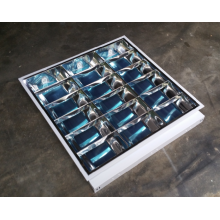 aluminum egg crate diffuser sheet metal