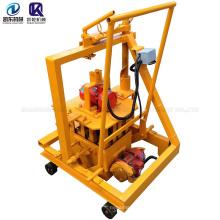 New Design For 2020! Small Manual Block Making Machine Mini Brick Molding Machine Brick Making Machinery Price In Zambia