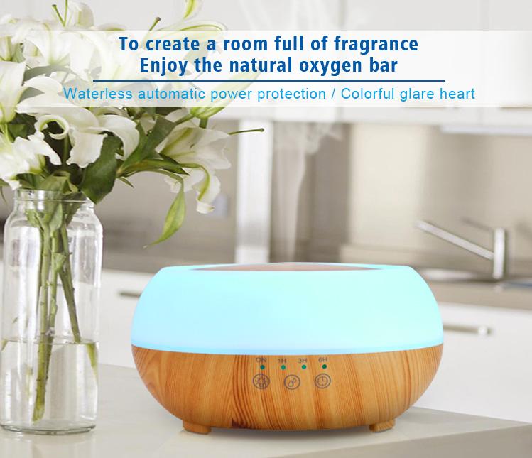 Mushroom House Humidifier
