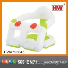 Assento plástico giratório mais popular do banho do bebê