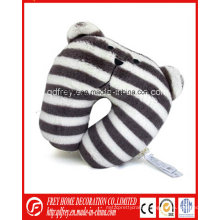 Cute Soft Neck Pillow with Plush Teddy Bear