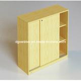 Wood Sliding Door Cabinet