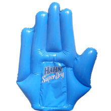 Blue Fashion Inflatable Hand