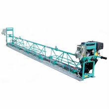 Máquina niveladora de marco vibrante de hormigón