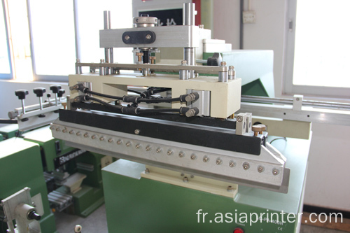 Machine d'impression sérigraphique Long Rod Type