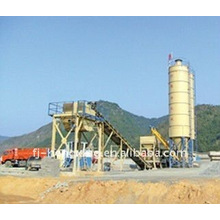 Planta mezcladora de suelo de estabilización modular