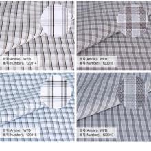 Tissu de chemise 100 coton tissu textile hommes