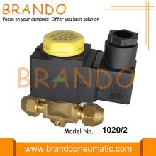 Électrovanne de réfrigération CASTEL type 1020/2 SAE Flare