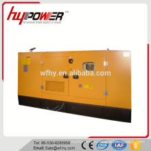 Бесшумный генераторный агрегат 100кВА на продажу