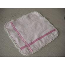 Tissu en coton bébé mouchoir avec des prix pas cher