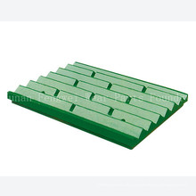 High Mangan Steel Mn18cr2 Backenplatte für Backenbrecher