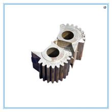 Engrenagem de usinagem CNC com processo de fundição