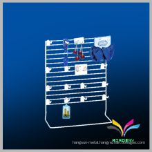 OEM wire metal jewelry hanging stands with hook