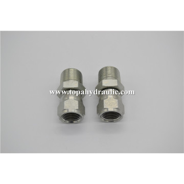 hyloc hydraulic system compression hose connectors