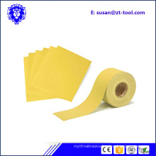 abrasive sand paper roll/paper sheet roll