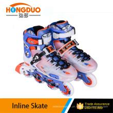 Patins em linha desportivos para luzes de skate