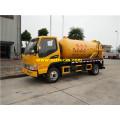 JAC 4000L Excrement Suction Tank Trucks