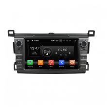 Auto-Multimedia-DVD des Toyota RAV4 2013