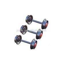 Nouveau fabricant de roues de wagon minier