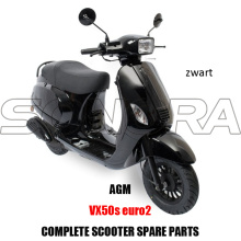 AGM VX50s KIT CORPS SCOOTER PIECES MOTEUR SCOOTER COMPLET PIECES DE RECHANGE PIECES DETACHEES ORIGINALES