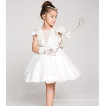 flower girl tulle dress design scoop neckline sleeveless sexies girls in hot night dress ED777